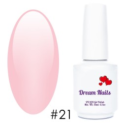 LAKIER HYBRYDOWY DREAM NAILS 15ML nr 21
