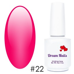 LAKIER HYBRYDOWY DREAM NAILS 15ML nr 22