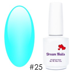 LAKIER HYBRYDOWY DREAM NAILS 15ML nr 25