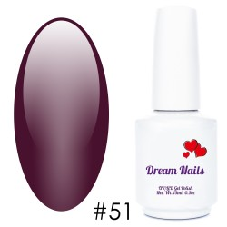 LAKIER HYBRYDOWY DREAM NAILS 15ML nr 51