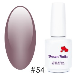 LAKIER HYBRYDOWY DREAM NAILS 15ML nr 54