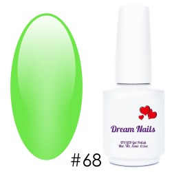 LAKIER HYBRYDOWY DREAM NAILS 15ML nr 68