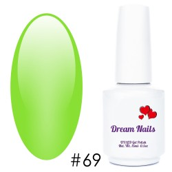 LAKIER HYBRYDOWY DREAM NAILS 15ML nr 69
