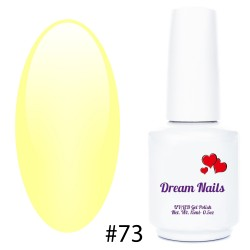 LAKIER HYBRYDOWY DREAM NAILS 15ML nr 73