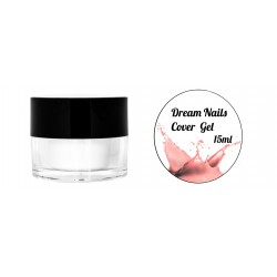 ŻEL BUDUJĄCY DREAM NAILS PINK 15 ML