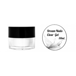 ŻEL BUDUJĄCY DREAM NAILS CLEAR 30 ML