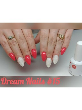 LAKIER HYBRYDOWY DREAM NAILS 15ML nr 26