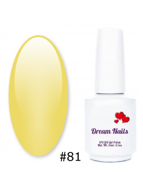 LAKIER HYBRYDOWY DREAM NAILS 15ML nr 6