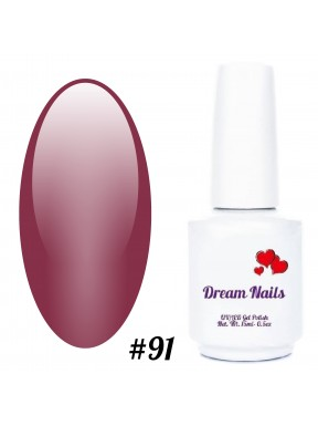 DREAM NAILS CHAMELEON TOP BROWN