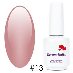 LAKIER HYBRYDOWY DREAM NAILS 15ML nr 13