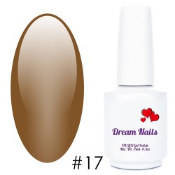 LAKIER HYBRYDOWY DREAM NAILS 15ML nr 17