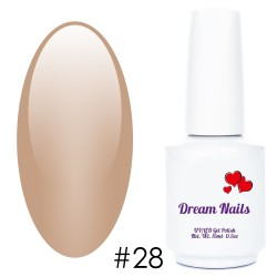 LAKIER HYBRYDOWY DREAM NAILS 15ML nr 28