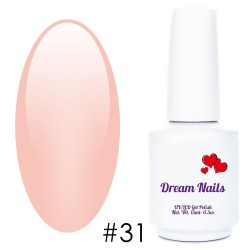 LAKIER HYBRYDOWY DREAM NAILS 15ML nr 31