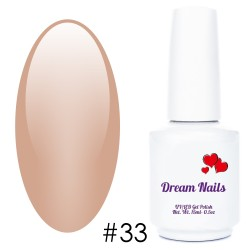 LAKIER HYBRYDOWY DREAM NAILS 15ML nr 33