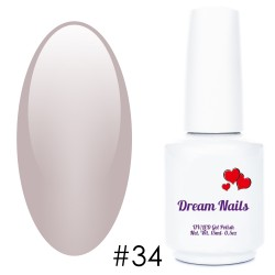 LAKIER HYBRYDOWY DREAM NAILS 15ML nr 34