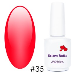 LAKIER HYBRYDOWY DREAM NAILS 15ML nr 35