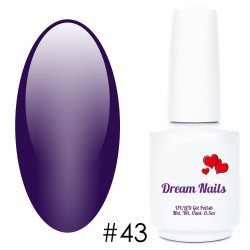 LAKIER HYBRYDOWY DREAM NAILS 15ML nr 43