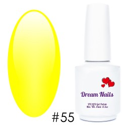 LAKIER HYBRYDOWY DREAM NAILS 15ML nr 55