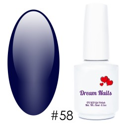 LAKIER HYBRYDOWY DREAM NAILS 15ML nr 58