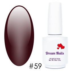 LAKIER HYBRYDOWY DREAM NAILS 15ML nr 59
