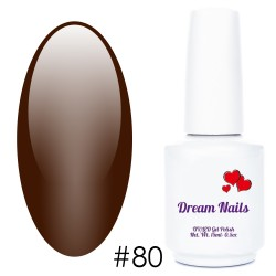 LAKIER HYBRYDOWY DREAM NAILS 15ML nr 80