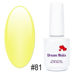 LAKIER HYBRYDOWY DREAM NAILS 15ML nr 81