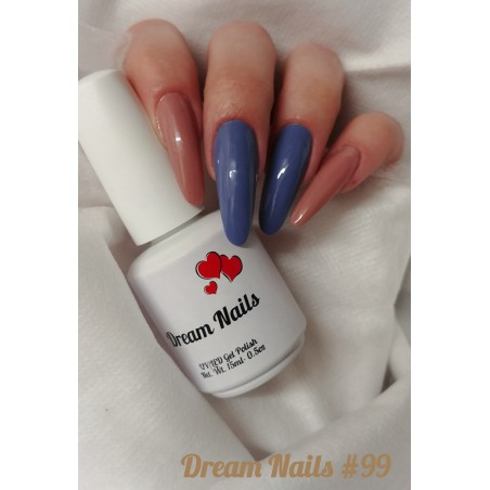 LAKIER HYBRYDOWY DREAM NAILS 15ML nr 76